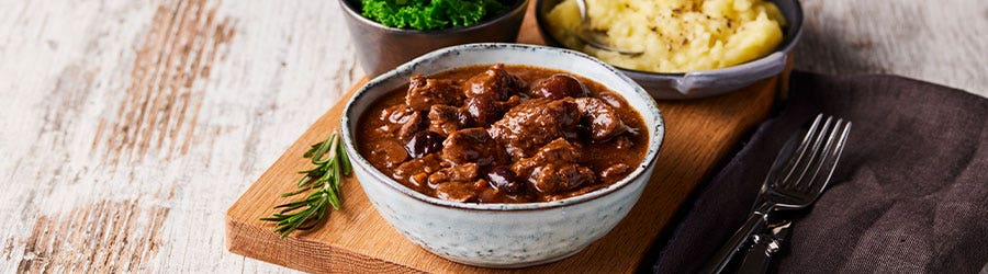 Slow-cooked recipes