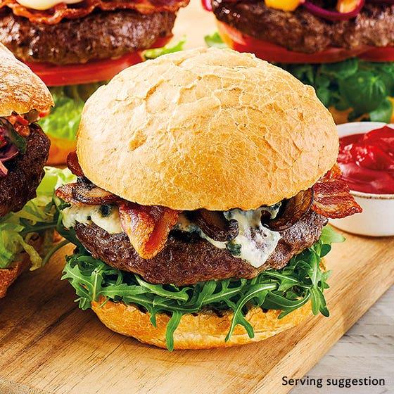 Fillet Steak Burgers