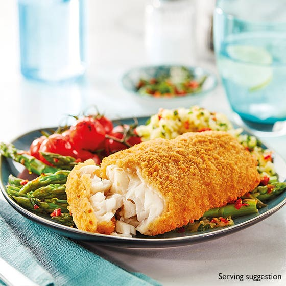 Breaded Chunky Cod Fillets
