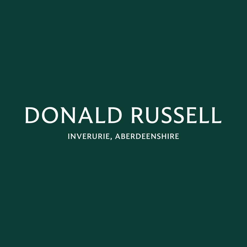 Christmas Dinner Menu Donald Russell