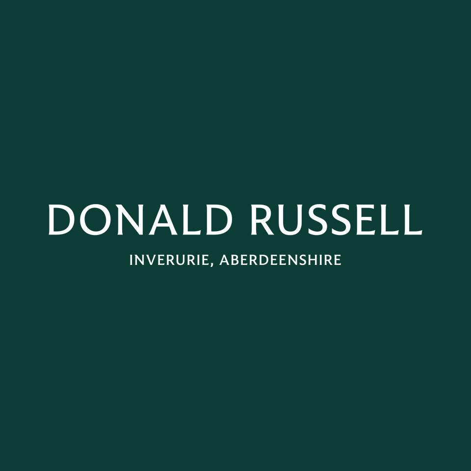 Raw fish pie in Donald Russell packaging