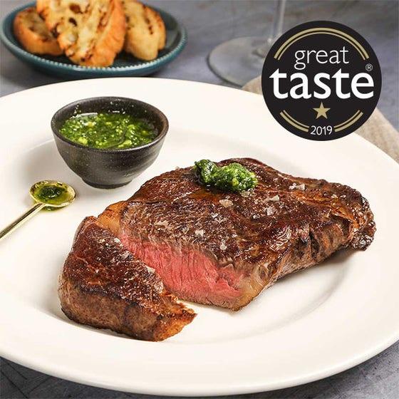 Dry Aged Ribeye Steaks