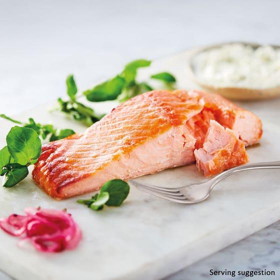 Honey Roast Scottish Smoked Salmon