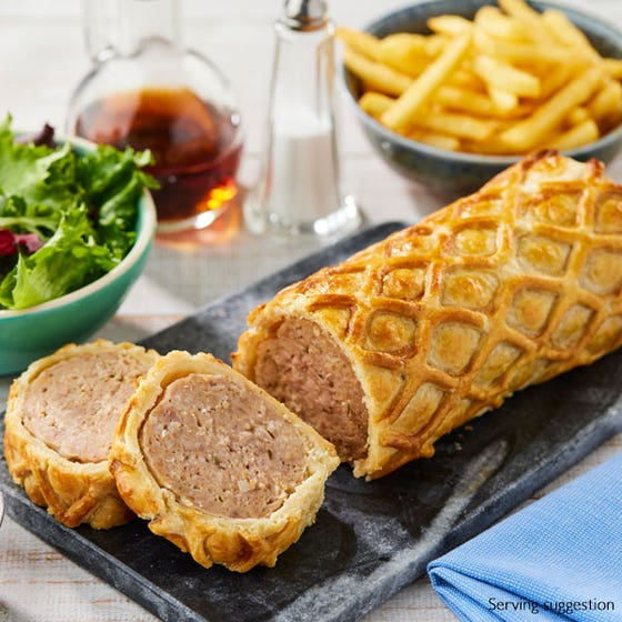 Giant Sausage Roll