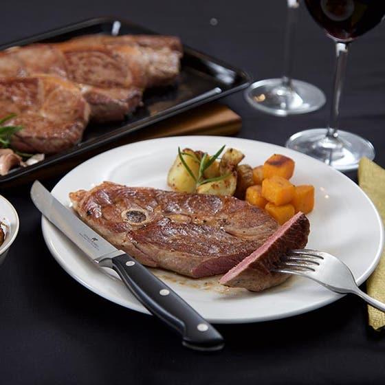Lamb Legs First Cut Steaks