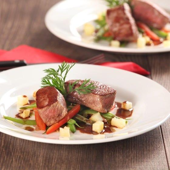 Lamb Mini Steaks