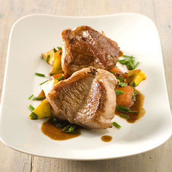 Lamb Valentine Steaks