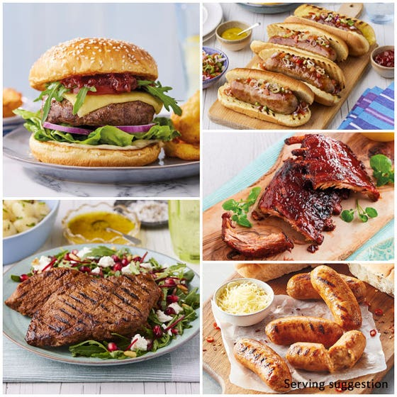 Large Staycation Barbecue Bundle