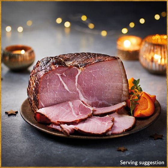 Traditional Smoked Ham