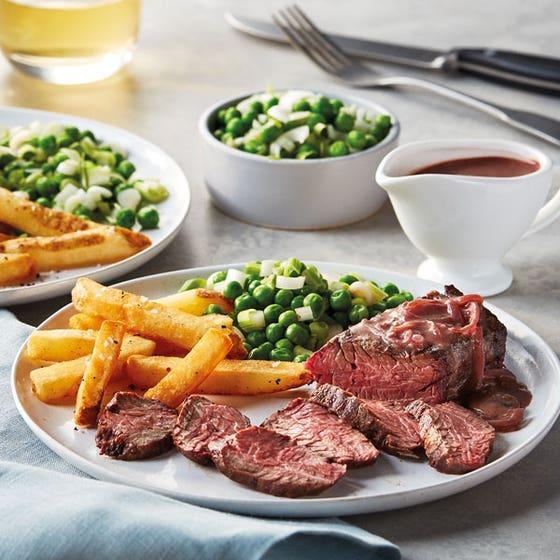 Onglet Steak
