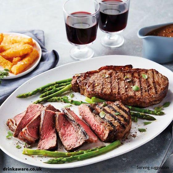 Dry Aged Sirloin Sharing Steak