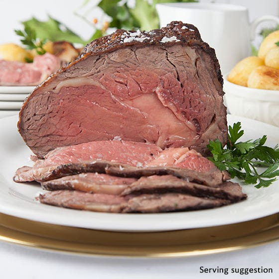 Traditional Beef Roasting Joint 1kg