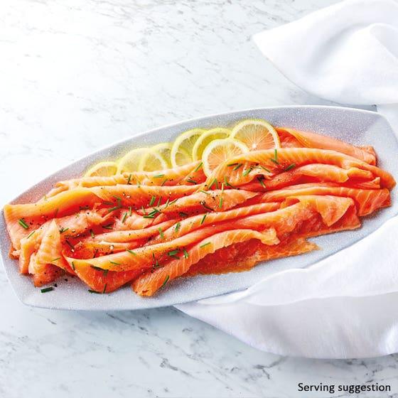 Ultimate Smoked Salmon