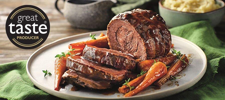 Grass-fed Beef