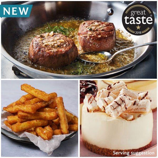 Centre Cut Fillet Steak Restaurant Box