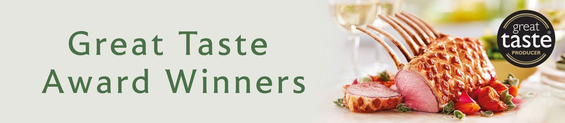 Great Taste Award Winners - Lamb Rack