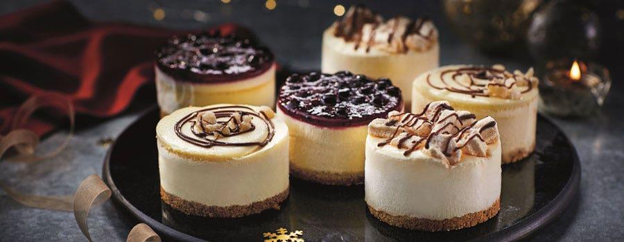 Luxury Desserts Banner