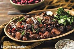Beef Rib Trim casserole
