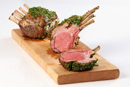 French Trimmed Lamb Racks