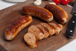 Spicy Chipotle Pork Sausages
