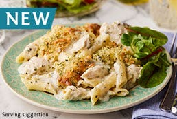 Chicken and Pesto al forno