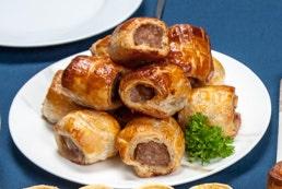 Mini Artisan Sausage Rolls