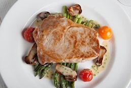 Dry-aged Veal Ribeye Steak