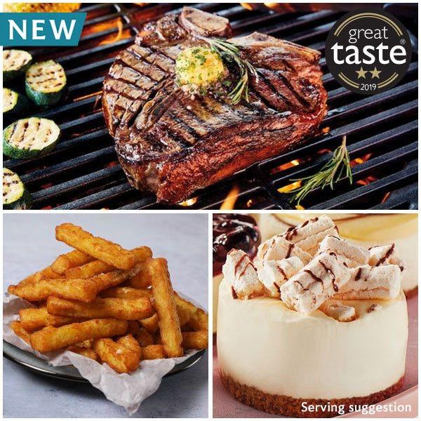 T-bone Steak Restaurant Box
