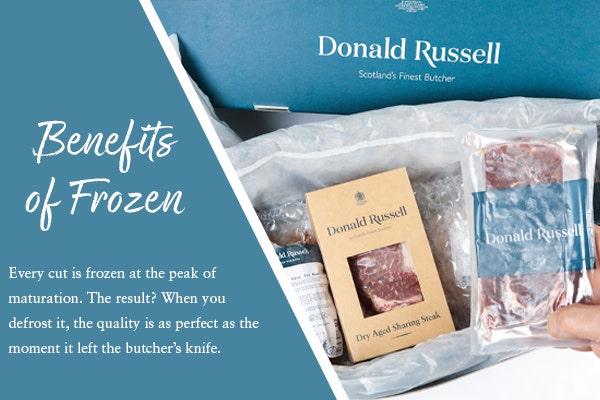 Benefits of frozen