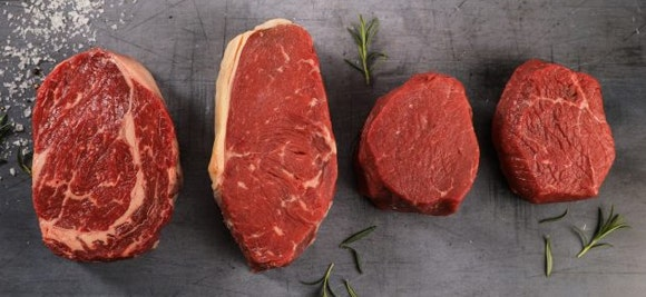 Traditional Steak Selection