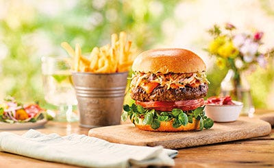 Barbecue Burger
