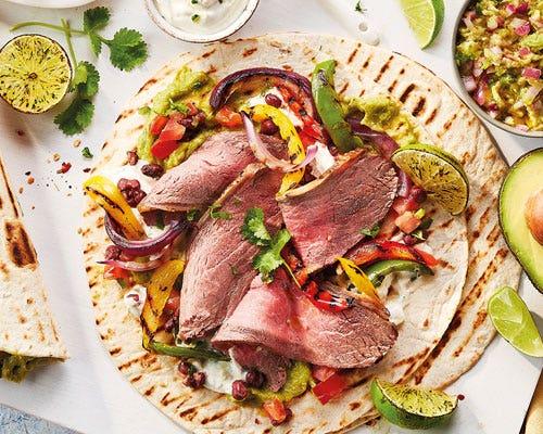 Beef Burrata