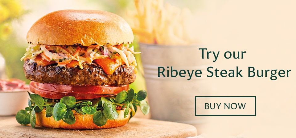 Shop Ribeye Steak Burger