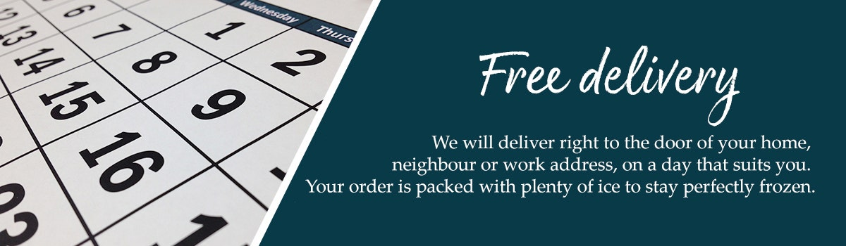 Free bespoke delivery