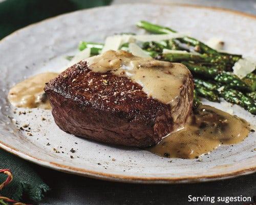 Beautiful steak