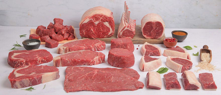 Meat hamper