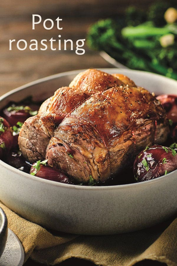 Guide to pot roasting