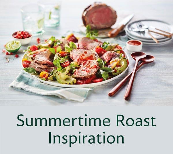 Summer Roast Recipes