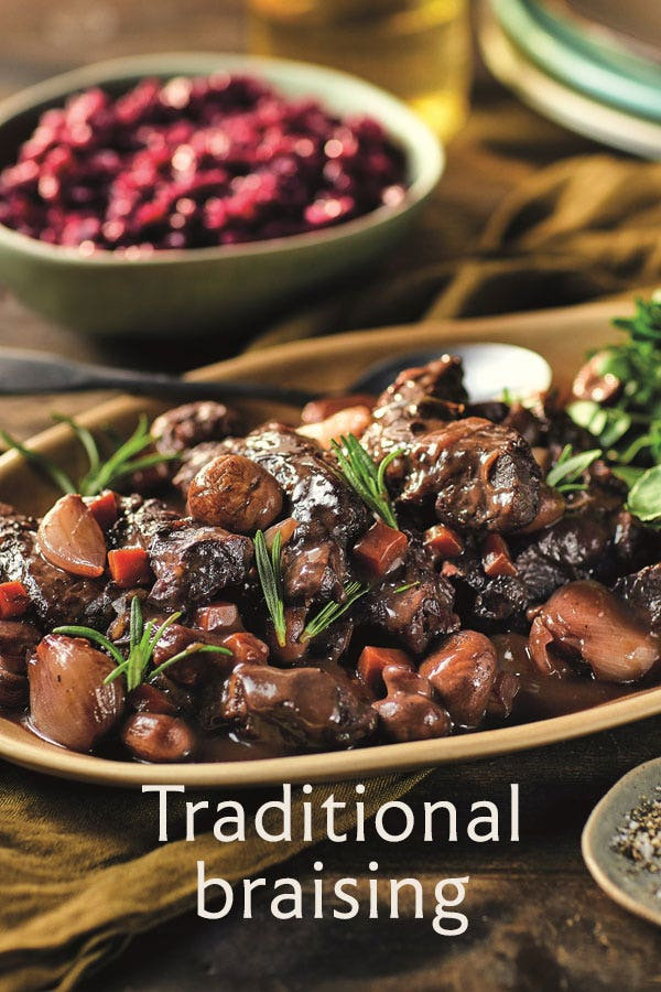 Traditional Braising Guide